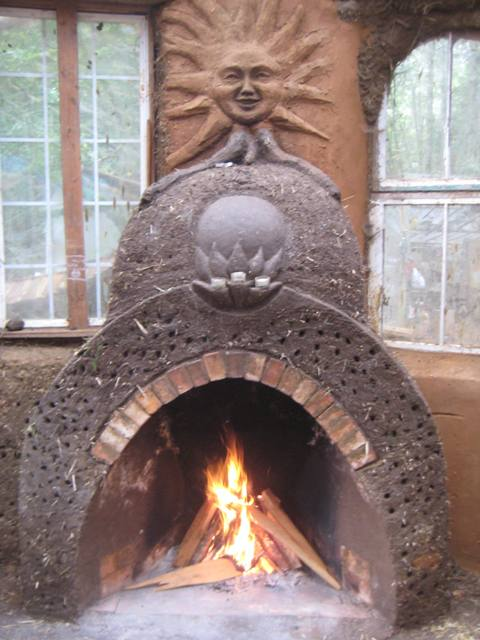 Rumford Fireplaces At The Cob Cottage Company Firespeaking