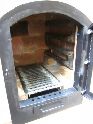 The Cabin Stove A Small Masonry Heater At Aprovecho
