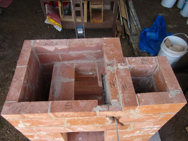 The Cabin Stove - A Small Masonry Heater at Aprovecho Research ...