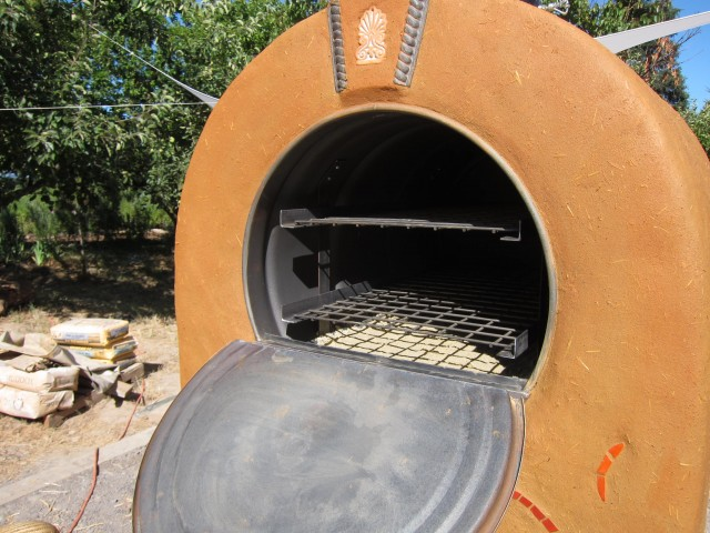 how to build a barrel wood stove