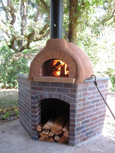 Oven At Wise Acres Farm Eugene Or Firespeaking