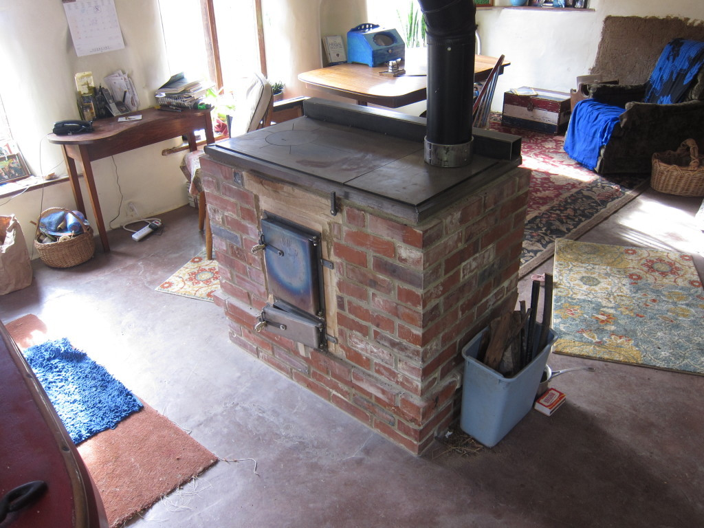 The Cabin Stove @ Harlan