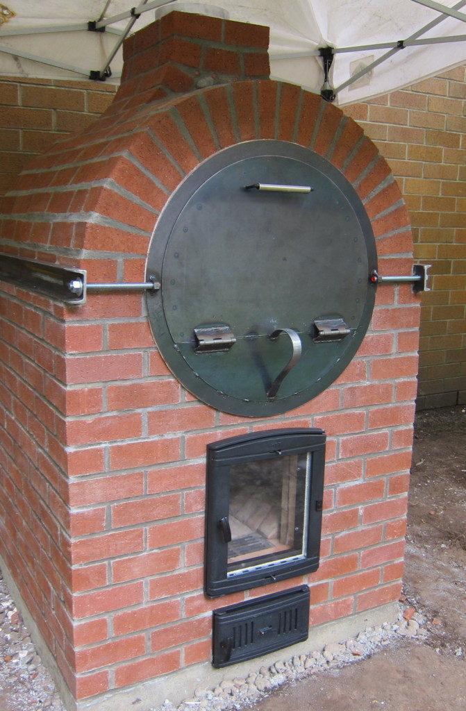 Barrel Oven At Portland Waldorf School Firespeaking