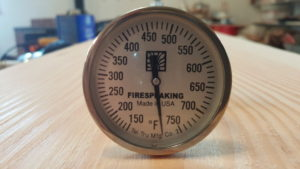 Firespeaking Thermometer front